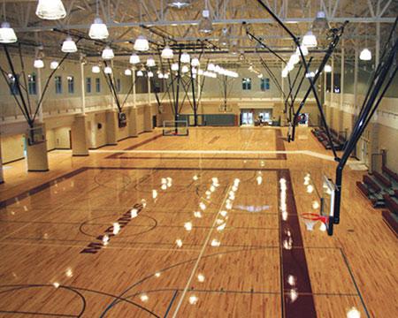 欧氏体育馆运动木地板优势_体育馆运动木地板