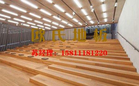 舞台运动木地板品牌厂家