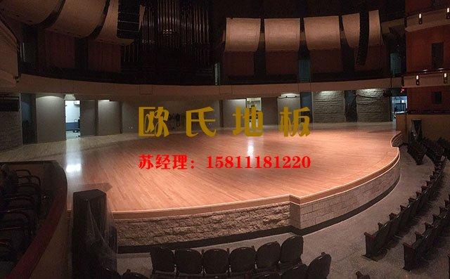 厂家舞台运动木地板价格与质量对比攻略
