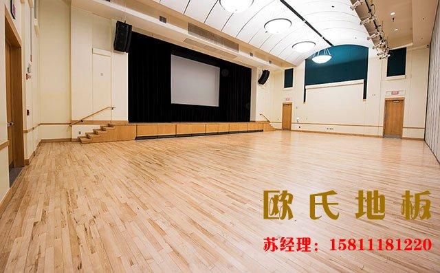 上海舞台木地板厂家哪一家好