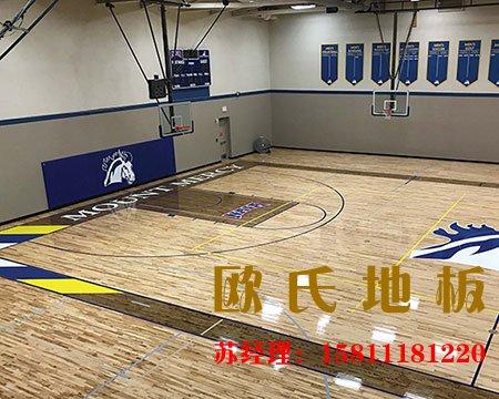 2019年流行的体育运动木地板