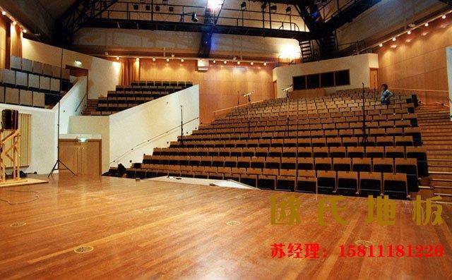 舞台木地板涂防潮漆不代表防水