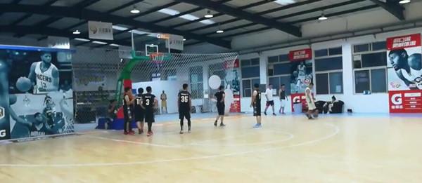 北京东高地兄弟篮球友谊赛
