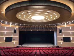 舞台地板_河北省滦平县第一中学舞台木地板案例
