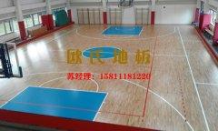 篮球馆实木木地板,其实并没有那么简单!