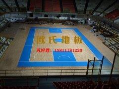 现代体育运动木地板都是这么美!