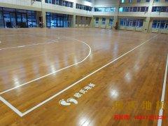 宁夏银川实验中学篮球馆案例