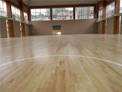 体育木地板的用漆有讲究?赶紧往下看