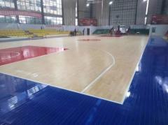 篮球馆木地板介绍