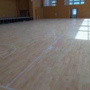 羽毛球馆木地板翻新五大步骤
