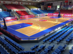 运动篮球馆健身房木地板价格分析