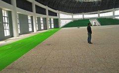 西安室内体育木地板厂家施工流程实木体育木地板厂家价格