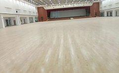 咸阳单层龙骨结构的体育馆用枫木运动地板的好处是什么体育木地板厂家价格