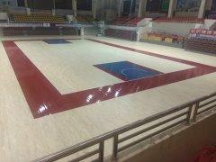 篮球馆木地板,专业性表现在哪里