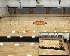 为什么说体育馆安装运动木地板是环保的选择