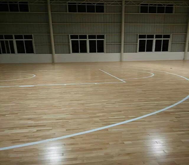 篮球地板,篮球木地板,枫木篮球地板