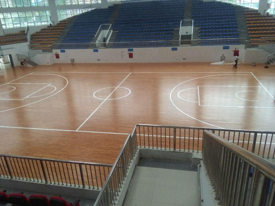 体育中心运动木地板
