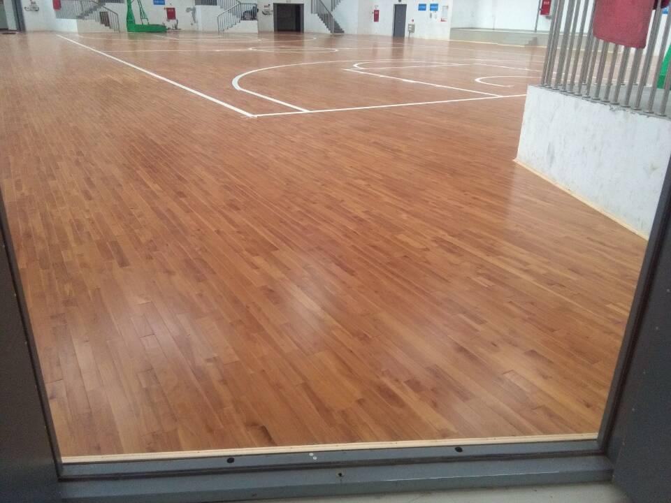平武县体育中心运动木地板