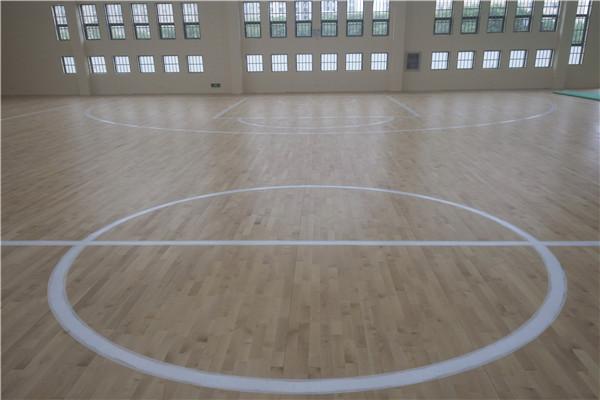 北京实木运动地板