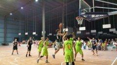 体育运动木地板--南昌699文化园篮球馆成功案例