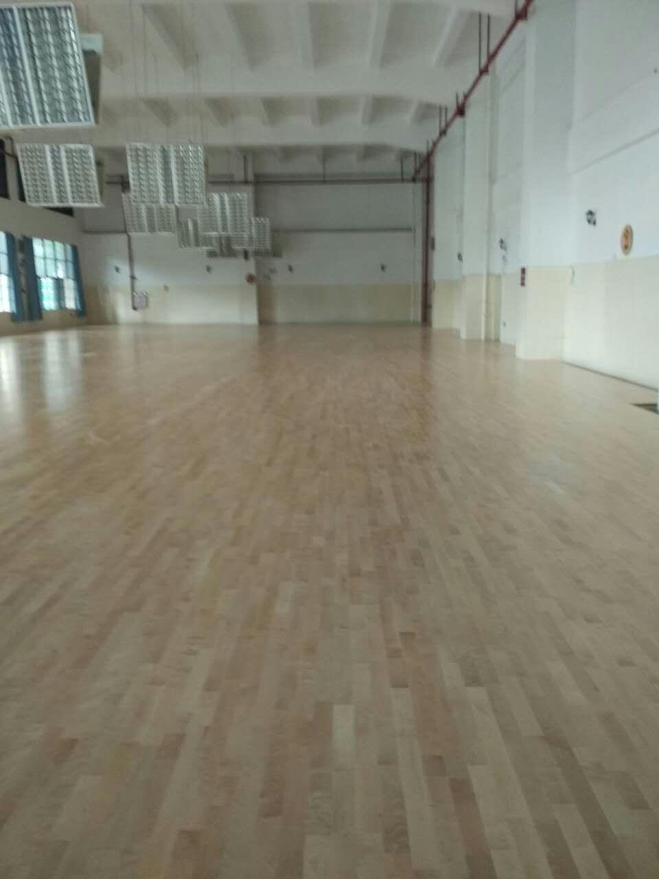 羽毛球馆木地板