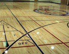 专业体育运动木地板三大功能