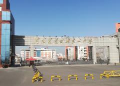河南省修武县第一中学篮球馆地板案例