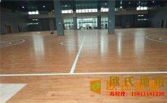 石家庄专业篮球场地板哪家好