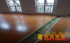 天津企口篮球场地板价格是多少